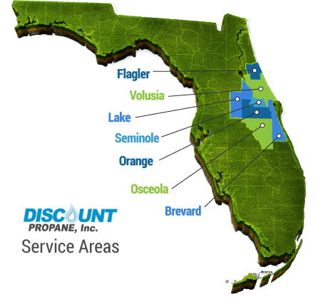 locations of discount propane central florida