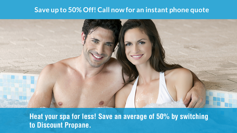 Save money propane banner