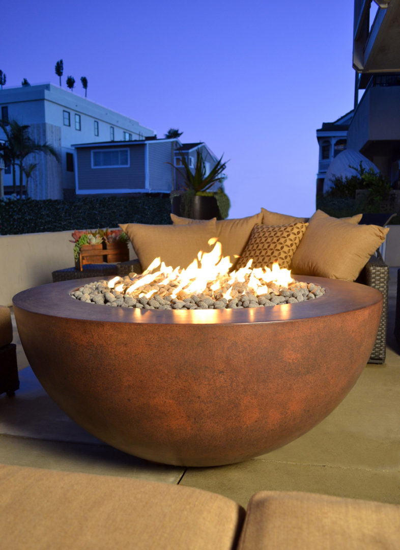 GE 42 legacy fire pit