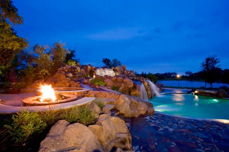 Orlando pool heating propane refill